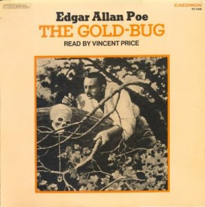 #221 The Gold Bug by Edgar Allan Poe