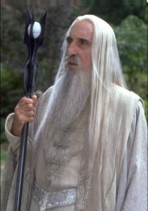 Saruman's Such a Jerk