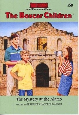 The Mystery at the Alamo created by Gertrude Chandler Warner