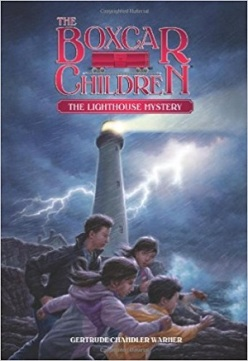 The Lighthouse Mystery by Gertrude Chandler Warner
