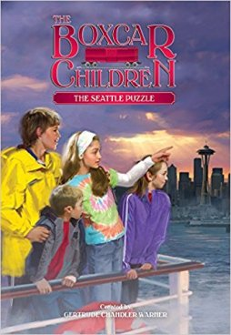 The Seattle Puzzle created by Gertrude Chandler Warner