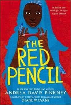 The Red Pencil by Andrea Davis Pickney