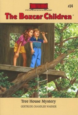 The Tree House Mystery created by Gertrude Chandler Warner