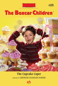 The Cupcake Caper created by Gertrude Chandler Warner