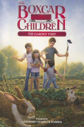 The Garden Thief created by Gertrude Chandler Warner