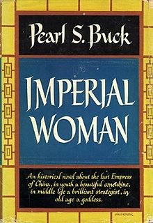 Imperial Woman by Pearl S. Buck