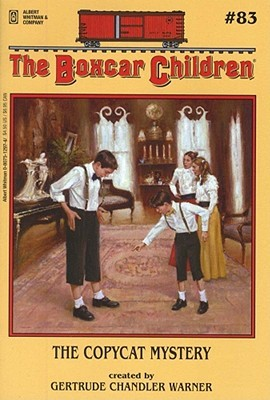 The Copycat Mystery created by Gertrude Chandler Warner