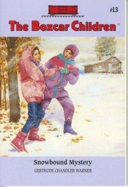 Snowbound Mystery by Gertrude Chandler Warner