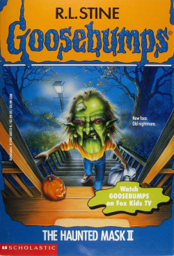 The Haunted Mask II by R.L. Stine