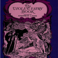 The Two Frogs-The Violet Fairy Book
