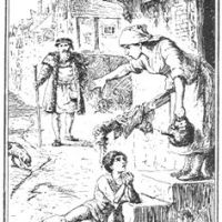 The History of Whittington-The Blue Fairy Book
