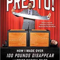 #1032 Presto by Penn Jillette