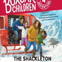 #1102 The Shackleton Sabotage created by Gertrude Chandler Warner